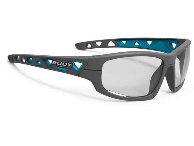 Rudy Project Airgrip Okulary rowerowe, pyombo - impactx photochromic 2 black